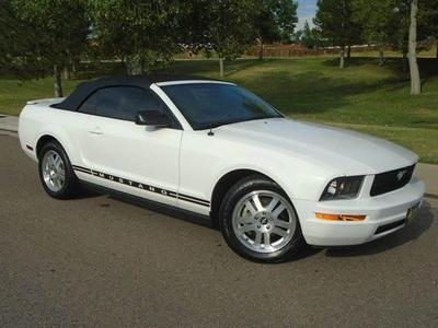 Used 2007 Ford Mustang Premium