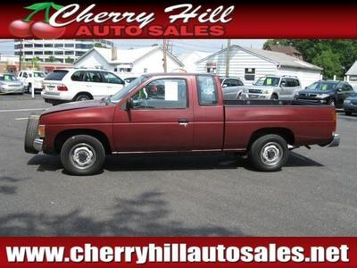 Used 1990 Nissan Pickup King Cab