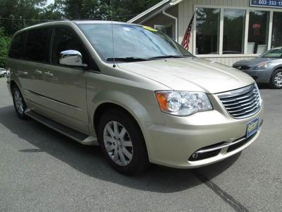 Used 2011 Chrysler Town & Country Touring-L