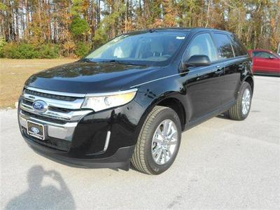 New 2012 Ford Edge SEL