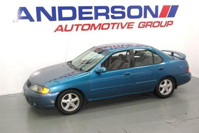 Used 2003 Nissan Sentra GXE