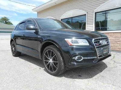 Used 2014 Audi SQ5 3.0T Premium Plus quattro