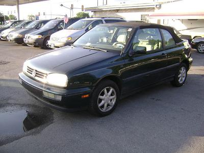 Used 1995 Volkswagen Cabrio