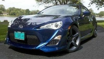 Used 2013 Scion FR-S FIVE AXIS KIT