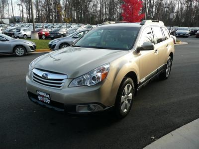New 2010 Subaru Outback 2.5 i Premium