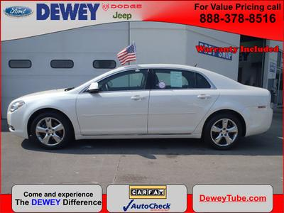 Used 2011 Chevrolet Malibu LT