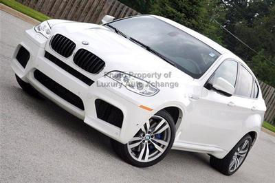 Used 2013 BMW X6 M Base