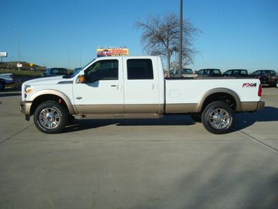 New 2012 Ford F350 Lariat