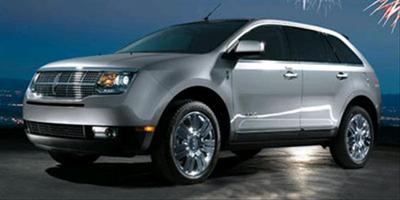 New 2009 Lincoln MKX