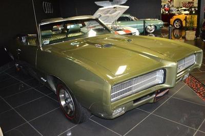 1969 Pontiac GTO -