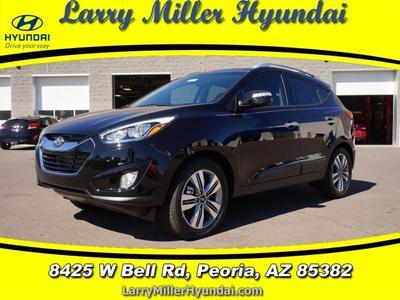New 2015 Hyundai Tucson Limited