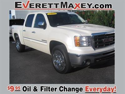 Used 2011 GMC Sierra 1500 SLT