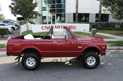 Used 1972 GMC Jimmy