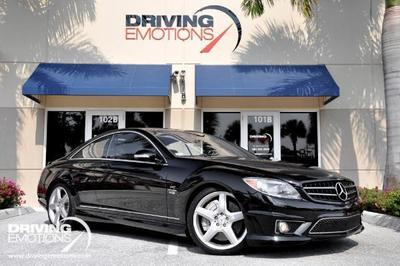 Used 2008 Mercedes-Benz  CL65 AMG
