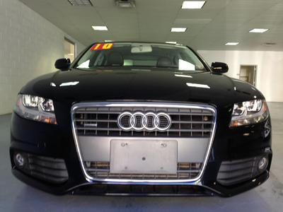 Used 2010 Audi A4 2.0T Premium