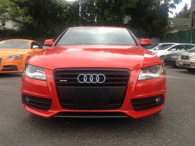 Used 2012 Audi A4 2.0T Premium quattro
