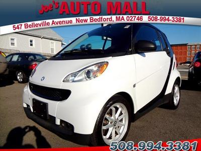Used 2009 smart ForTwo Passion Cabriolet