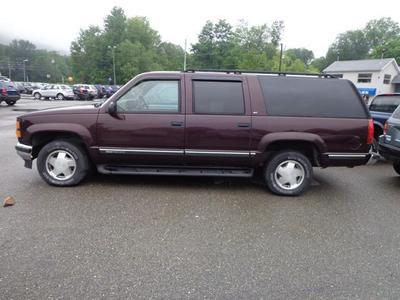 Used 1997 GMC Suburban K1500