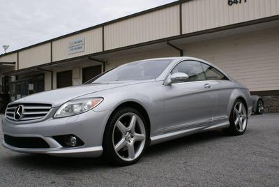 Used 2008 Mercedes-Benz CL550