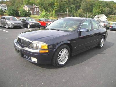 Used 2001 Lincoln LS BASE