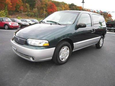 Used 2002 Mercury Villager Value