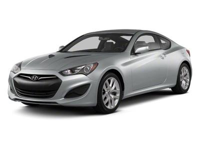New 2013 Hyundai Genesis Coupe 2.0T