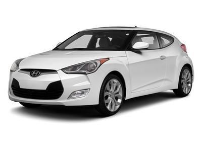 New 2013 Hyundai Veloster w/Black Int