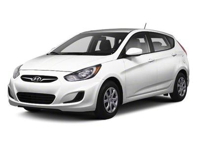 New 2013 Hyundai Accent SE