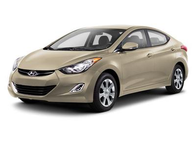 New 2013 Hyundai Elantra Limited PZEV