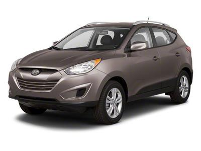 New 2013 Hyundai Tucson GLS