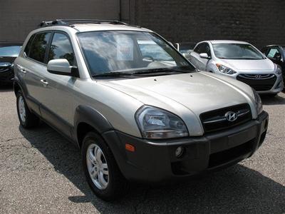 Used 2008 Hyundai Tucson
