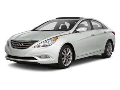 New 2013 Hyundai Sonata Limited PZEV