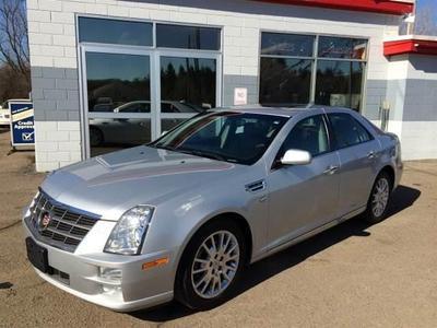 Used 2011 Cadillac STS W/1SB
