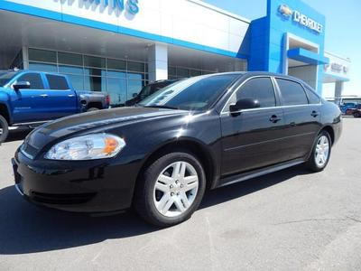 Used 2014 Chevrolet Impala Limited LT