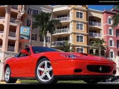 Used 2002 Ferrari 575 M Maranello