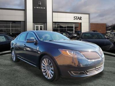 New 2013 Lincoln MKS