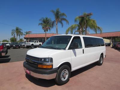 2013 Chevrolet Express 3500 LT