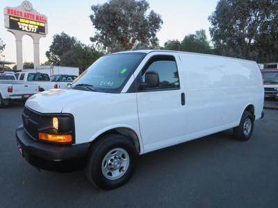 Used 2014 Chevrolet Express 2500 Work Van