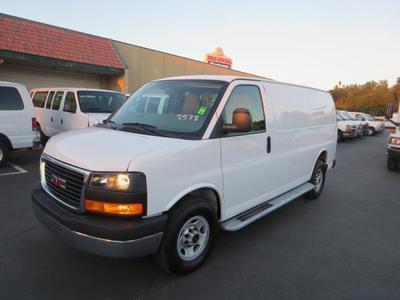 Used 2014 GMC Savana 2500 Work Van