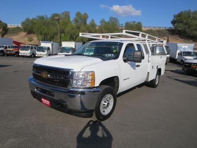 Used 2011 Chevrolet Silverado 2500 Work Truck