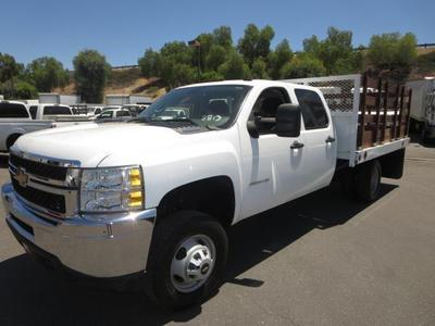 Used 2012 Chevrolet Silverado 3500 Work Truck