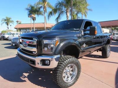 Used 2012 Ford F-250 Lariat