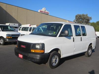 Used 2007 GMC Savana 2500 Cargo