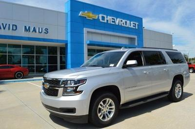 New 2016 Chevrolet Suburban LS