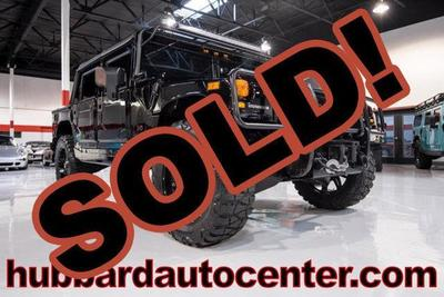 Used 2006 Hummer H1 Alpha Open Top