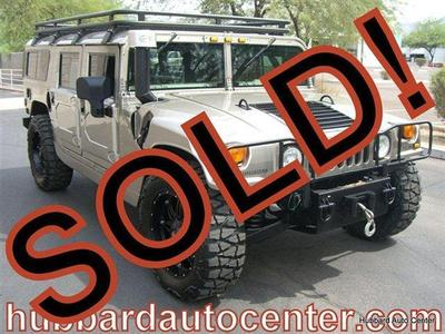 Used 2001 Am General Hummer Hard Top