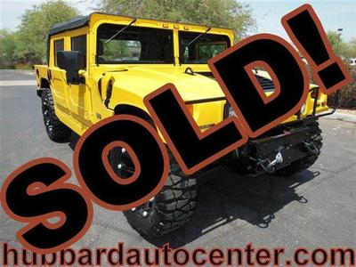 Used 2002 Hummer H1 Open Top