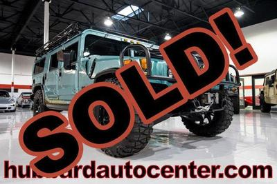 Used 2003 Hummer H1
