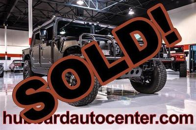 Used 1998 Am General Hummer Open Top