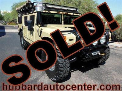 Used 2004 Hummer H1 4-PASSENGER ENCLOSED